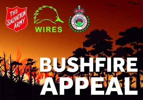 Eastgate Bushfire Appeal