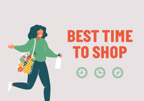 Best Time To Shop At Eastgate
