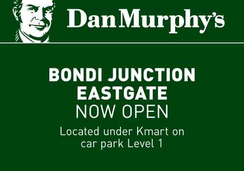 Dan Murphy's Now Open