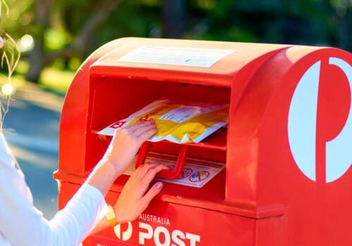 Australia Post   Trading