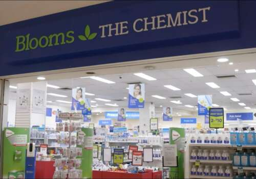 Blooms The Chemist   Trading   AstraZeneca Available